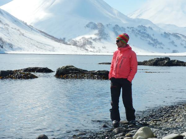 Picnic area Kamchatka